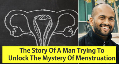The Story Of A Man Trying To Unlock The Mystery Of Menstruation