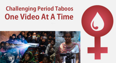 Challenging Period Taboos One Video At A Time